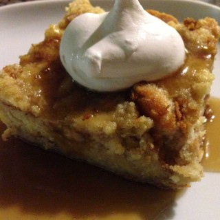 Country Bread Pudding