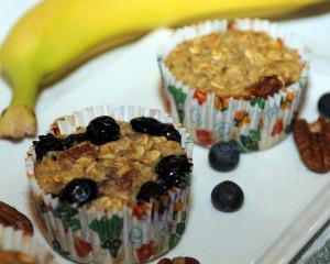 Oatmeal Muffin Take 2