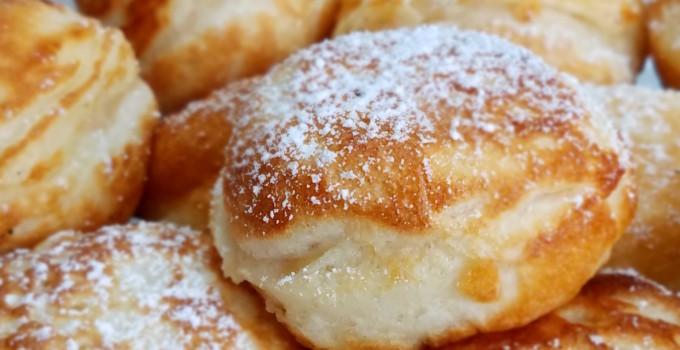 Aebleskiver: a Danish pancake