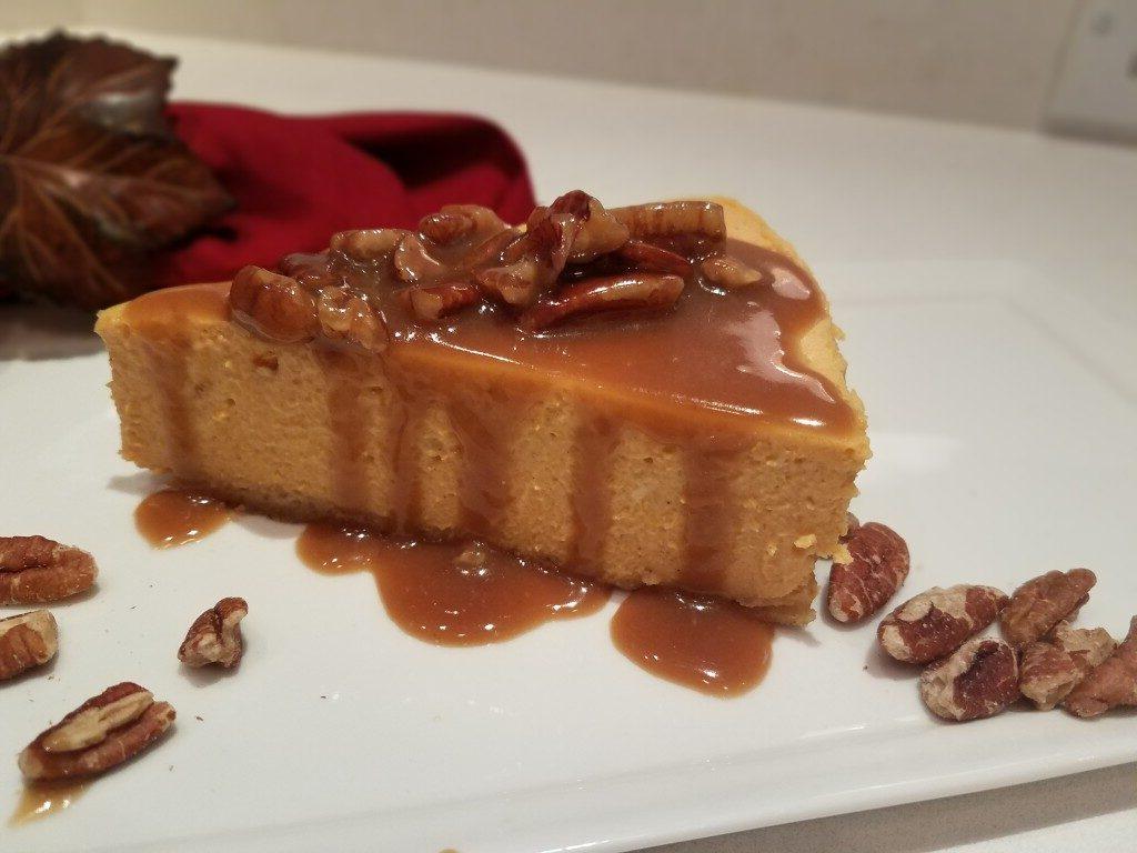 Pumpkin Cheesecake